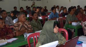 Pertemuan Koordinasi Kawasan Aneka Cabai Kabupaten Pacitan Tahun 2017